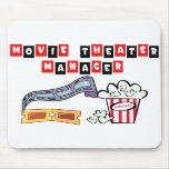 Movie Manager Mouse Pad