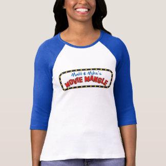 Movie Mangle Logo Merch T-Shirt