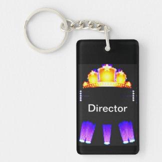 Movie Marque' Keychain