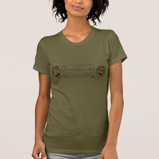 Movie Mishmash Ladies T-Shirt
