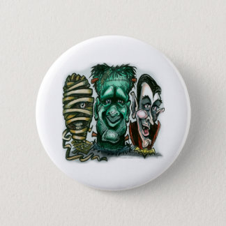 Movie Monsters Button