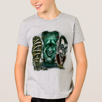 Movie Monsters T-Shirt