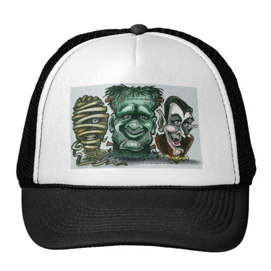 Movie Monsters Trucker Hat
