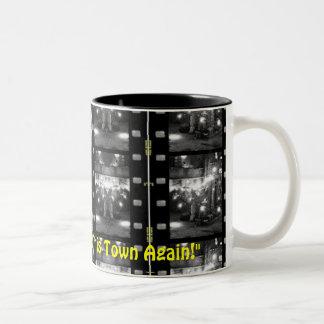"""""""Movie Mug"""" coffee cup by Zoltan Buday"""