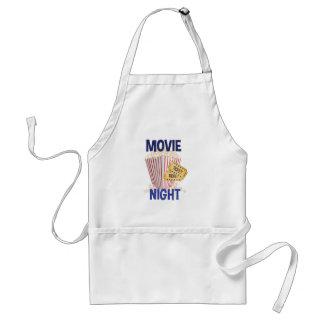 Movie Night Adult Apron