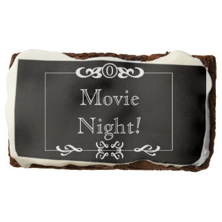 Movie Night Brownies