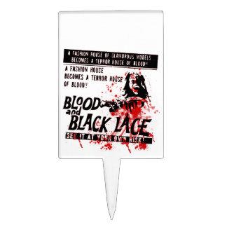 Movie Night Cake Topper