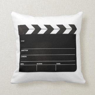 MOVIE NIGHT... Directors board. CUSTOMIZE!! Throw Pillows