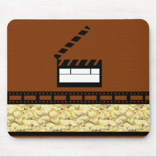 Movie Night Mouse Pad