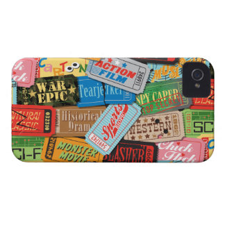 Movie Night Multi-Ticket iPhone Case