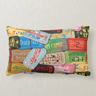 Movie Night Pillow — LUMBAR