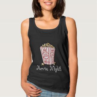 Movie Night -- Tank top