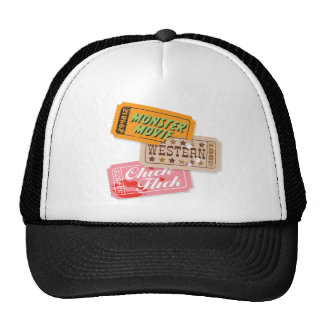 Movie Night Trio Hat