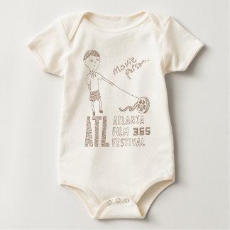 Movie Person Full Baby Bodysuit