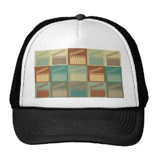 Movie Pop Art Mesh Hats