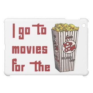 Movie Popcorn iPad Mini Cover
