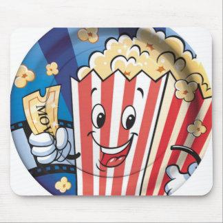 Movie Popcorn Mousepad