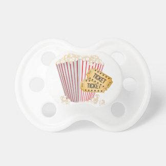 Movie Popcorn Pacifier