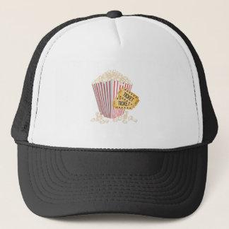 Movie Popcorn Trucker Hat