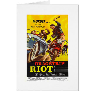 Movie Posters Greeting Card
