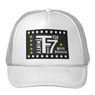 Movie Producer - Twinty Foor 7ven Mesh Hats