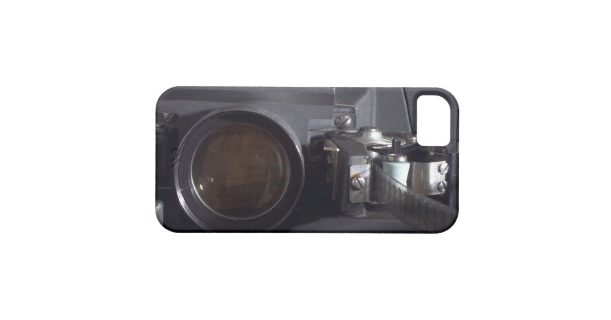 Movie projector iphone se 5 5s case zazzle for Iphone movie projector