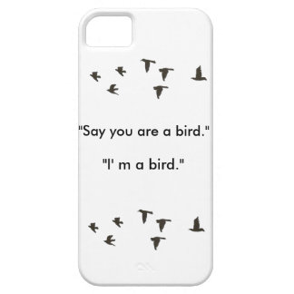 Movie quote inspired iphone case