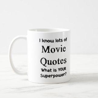 movie quotes coffee mug