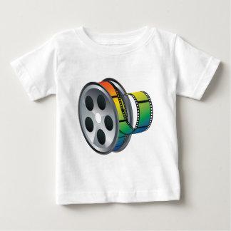 Movie Reel 2 Baby T-Shirt