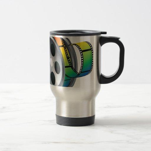 Movie Reel 2 Travel Mug
