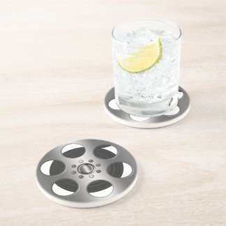 Movie Reel Drink Coaster