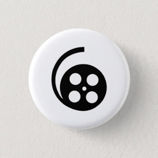 Movie Reel Pictogram Button