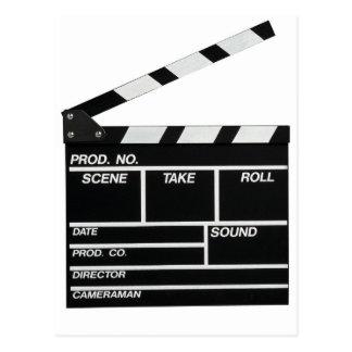 Movie Shoot Postcard