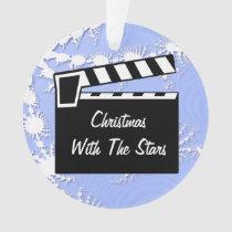 Movie Slate Clapperboard Board at Zazzle