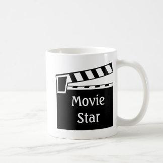 Movie Slate Clapperboard Board Coffee Mug