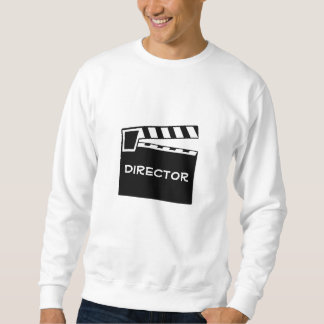Movie Slate Clapperboard Board Sweatshirt