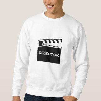 Movie Slate Clapperboard Board Sweatshirt
