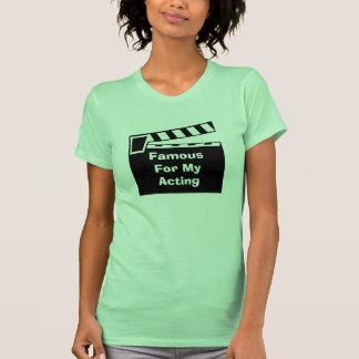 Movie Slate Clapperboard Board T-Shirt