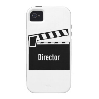 Movie Slate Clapperboard iPhone 4/4S Cases