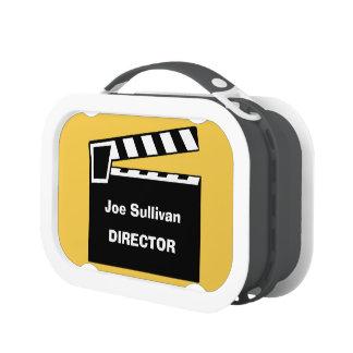 Movie Slate Directors Personal Lunch Box
