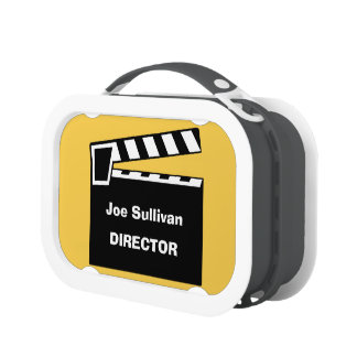 Movie Slate Directors Personal Lunch Box