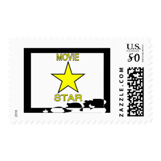 Movie Star Postage