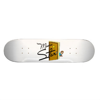 Movie Star Skateboard Deck