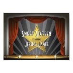 Movie Star Sweet Sixteen Card