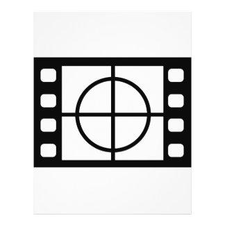 movie start icon flyer