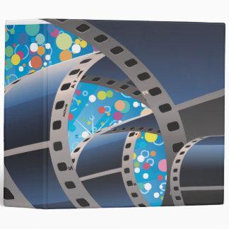 Movie Strip Binders