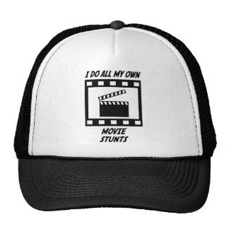 Movie Stunts Trucker Hat