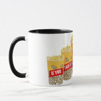 MOVIE TALKER mug