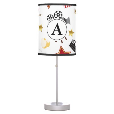 home theater signage funny popcorn movie theater room lamp shade zazzlecom