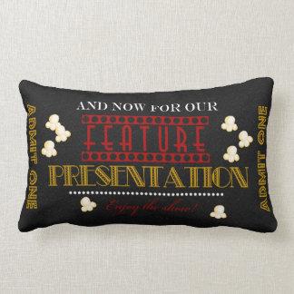 Movie Theater Feature Presentation popcornPillow Pillow